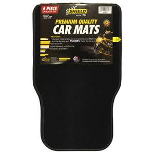 Universal Promo Black Mat With Standard Black Binding 4
